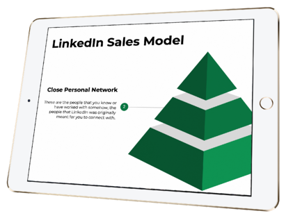 linkedin sales model