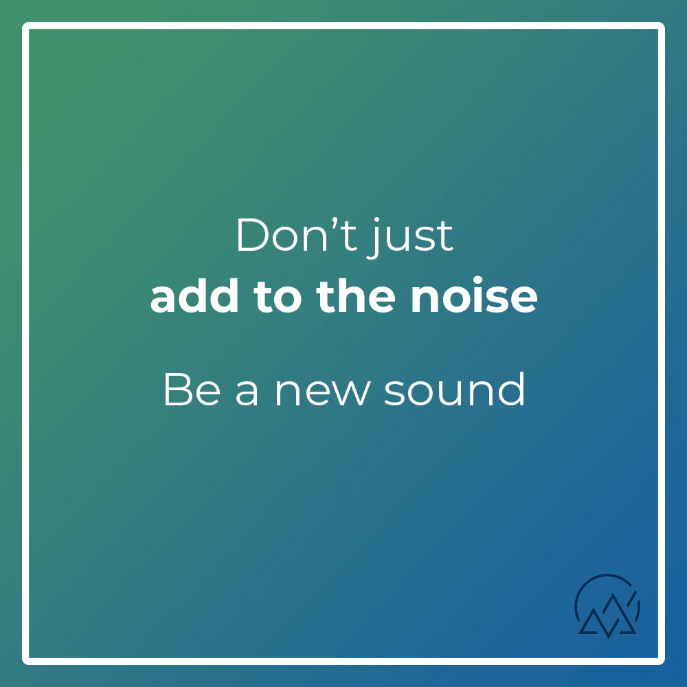 Be a New Sound Scholarship